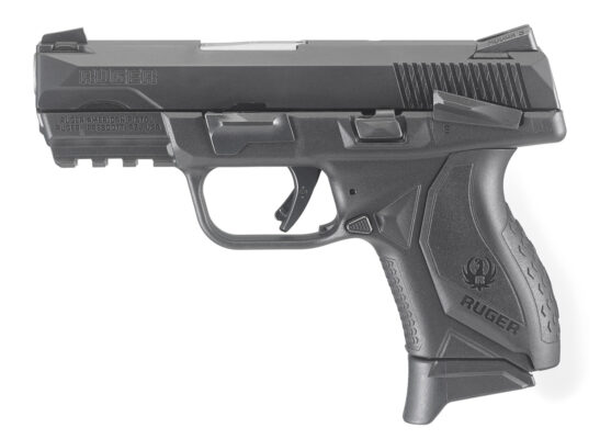 Ruger American 9mm